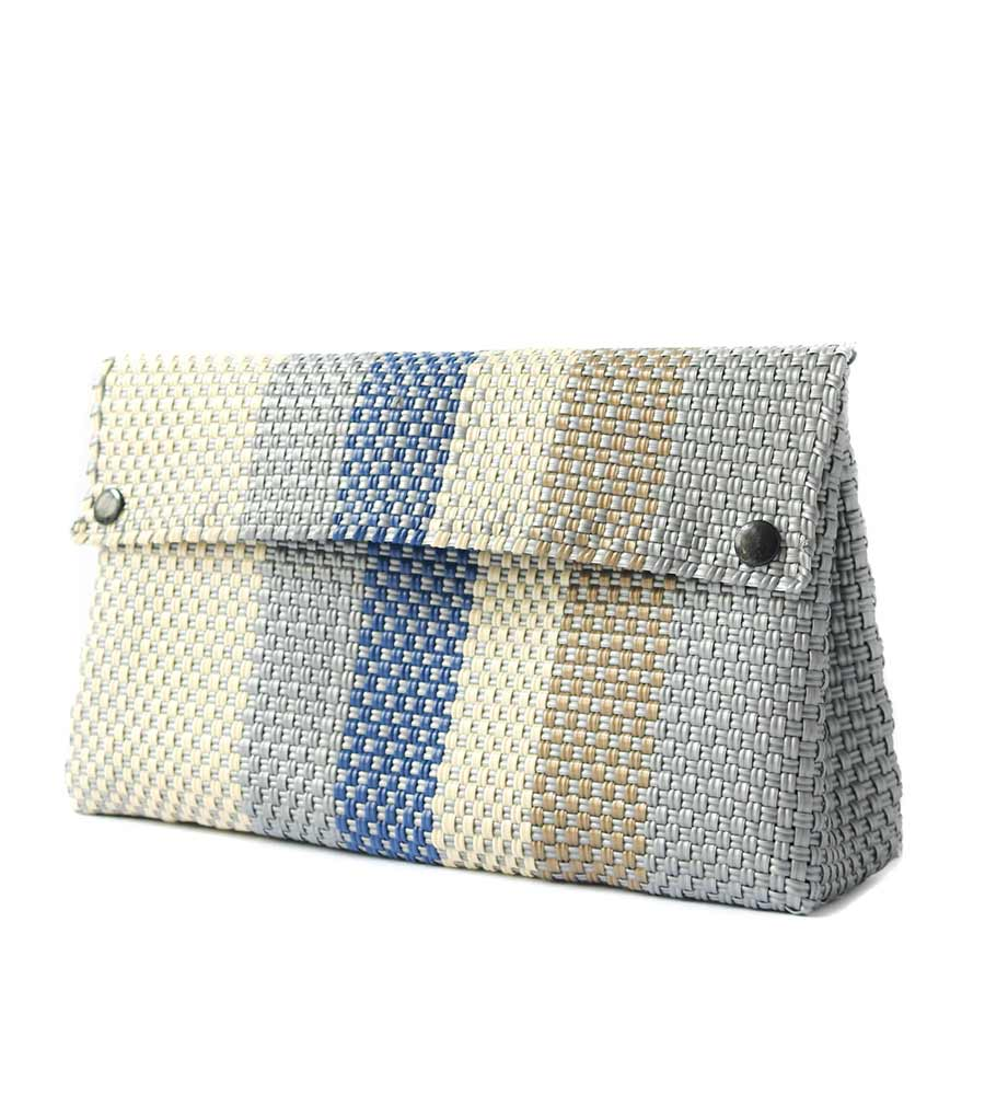 YAYA CLUTCH BAG TIN MARIN CL3