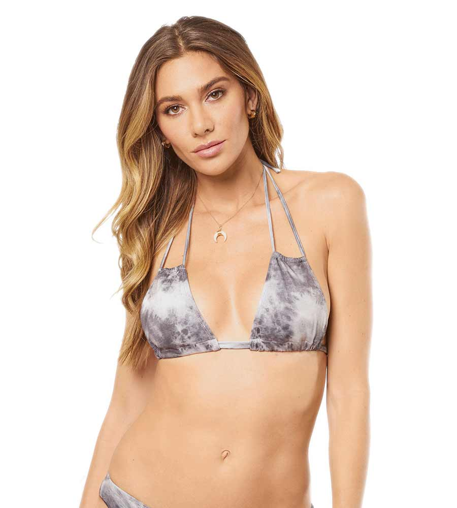 ZKYE TOP GREY TIE DYE SOAH ZKYE TOP GREY TIE DYE