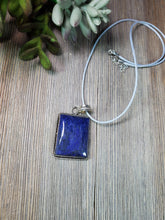 Load image into Gallery viewer, Lapis Lazuli Pendant