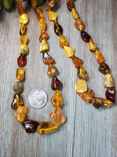 Load image into Gallery viewer, Large bead Baltic amber