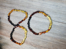 Load image into Gallery viewer, Ombre Baltic Amber Bracelet