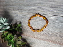 Load image into Gallery viewer, Baltic amber 6 inch bracelet