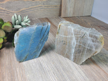 Load image into Gallery viewer, Labradorite Stone Slabs