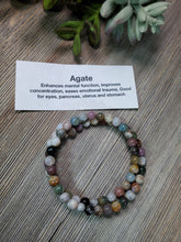 Load image into Gallery viewer, Bamboo Agate Healing Bracelet