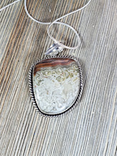 Load image into Gallery viewer, Brazilian Agate Pendant A8