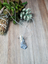 Load image into Gallery viewer, Raw Sodalite Pendant
