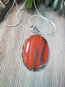 Large Red Tigers Eye T6