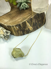 Load image into Gallery viewer, Raw Smoky Quartz Nugget Pendants