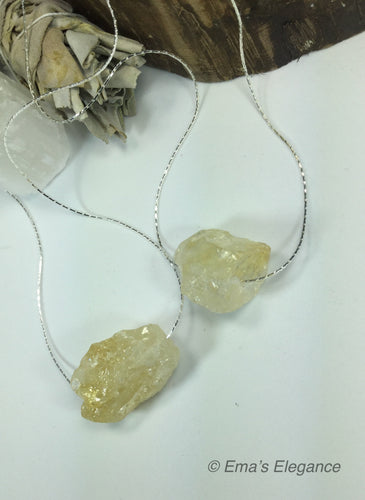 Natural Raw Citrine