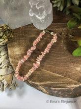 Load image into Gallery viewer, Rhodochrosite Necklace, Bracelet