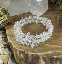 Load image into Gallery viewer, Clear Quartz Necklace, Bracelet