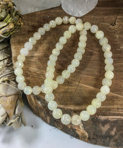 Moonstone Jewelry, Necklace, Bracelet