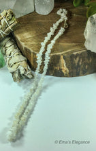Load image into Gallery viewer, Moonstone Jewelry, Necklace, Bracelet