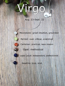 Zodiac Sign Pendants