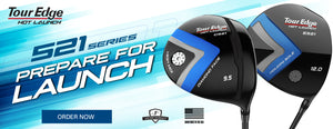 Tour Edge Hot Launch 521 Series