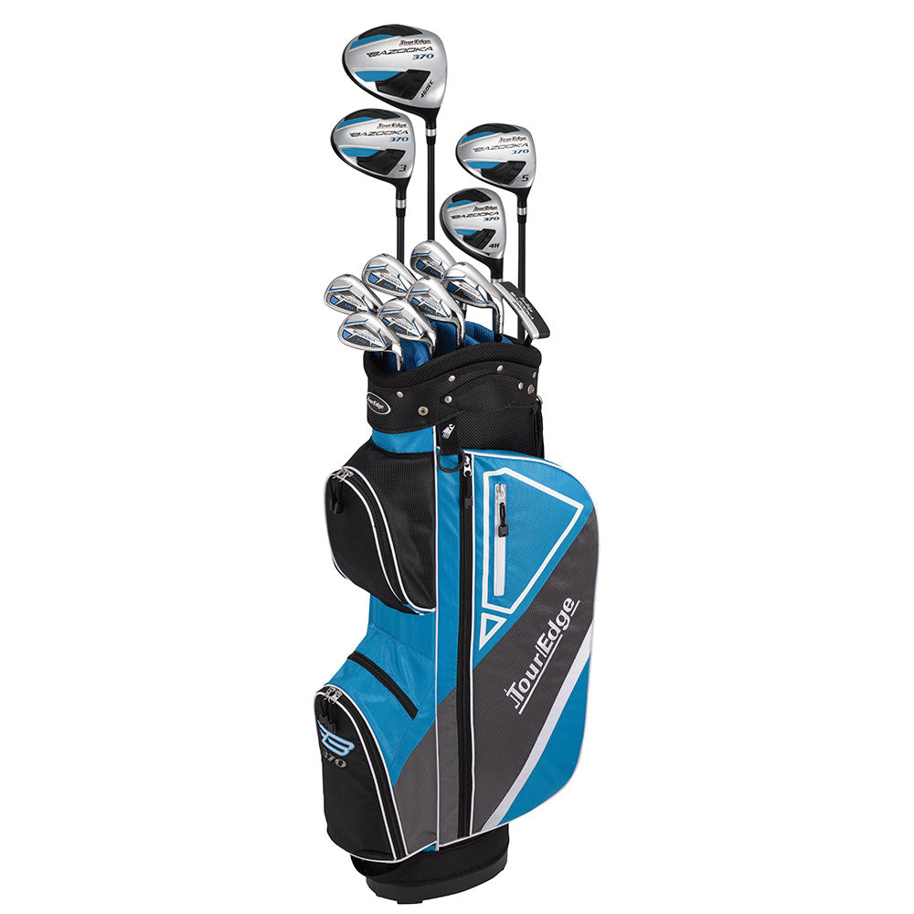 Tour Edge Bazooka 370 Complete Men's Set