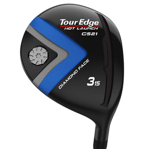 Certified Pre-Owned Tour Edge Hot Launch C521 Fairway Wood