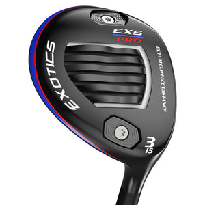 Limited Edition - Exotics EXS Pro Fairway
