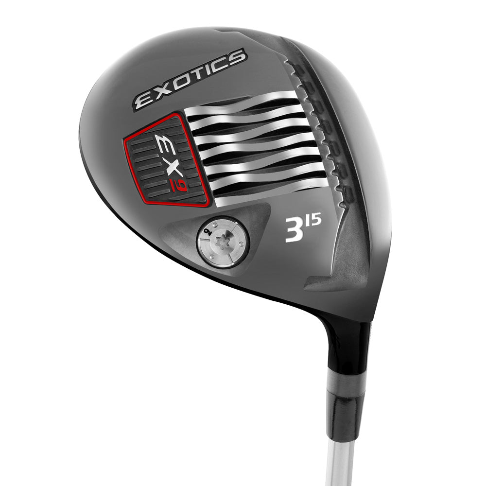 Certified Pre-Owned Exotics EX9 Fairway Wood