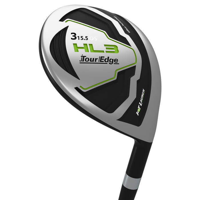Certified Pre-Owned Tour Edge HL3 Offset Fairway