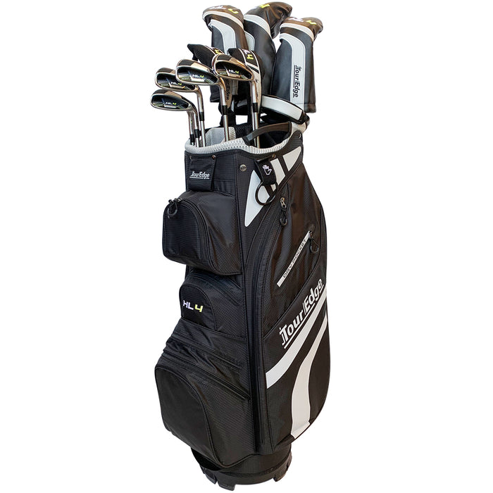 Tour Edge HL4 To-Go Complete Men's Left Hand Set