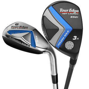 Tour Edge Hot Launch E521 Combo Sets