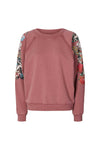 Lollys Laundry - Tate Sweat Dusty Rose