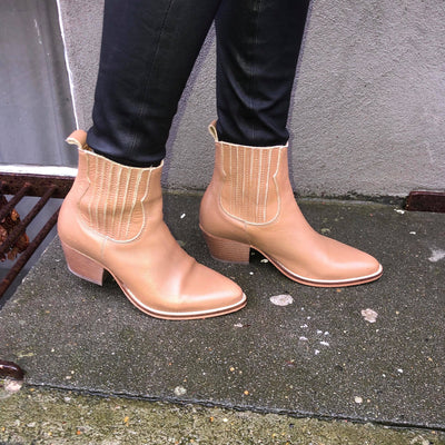 Sofie Schnoor - Classic Taupe Boot S201748