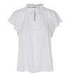 Co' Couture - Horrace Top White