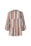 Lollys Laundry - Toga Blouse Stripe