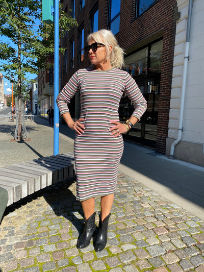 Liberte - Roberta Dress Stripe