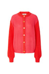 Lollys Laundry - Nanna Cardigan Red