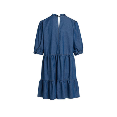 Luxzuz - Ragnhild Dress Navy