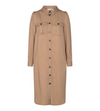 Co'Couture - Uni Shirt Dress Khaki
