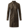Depeche - 50162 Long Shirt Dusty Taupe