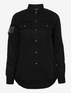 Superdry - Military Pocket Shirt Black
