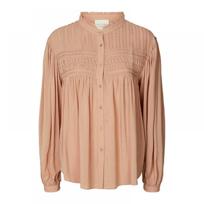 Lollys Laundry - Cara Blouse Dusty Rose