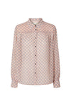 Lollys Laundry - Molly Shirt Dusty Rose
