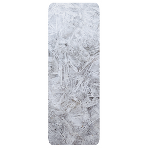Gray Crystal Yoga Mat