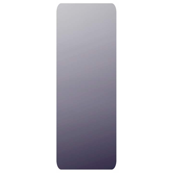 Gray Gradient Yoga Mat