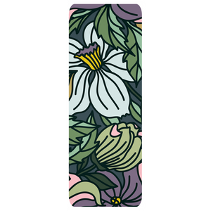 Cartoon Floral Mat