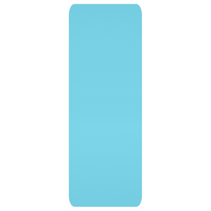 Light Blue Yoga Mat