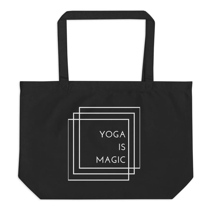Organic Cotton Yoga Magic Tote Bag
