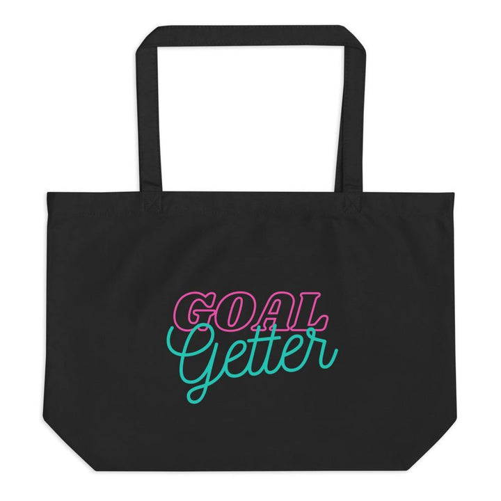 Organic Cotton Goal Getter Tote Bag
