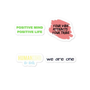 Quote Yoga Sticker Pack