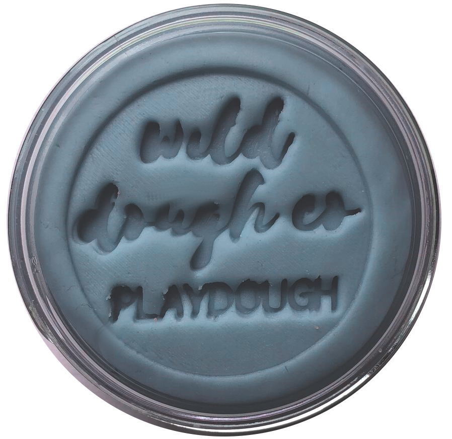 Blue Whale Playdough - Wild Dough Co