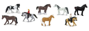 Horses and Riders Toob