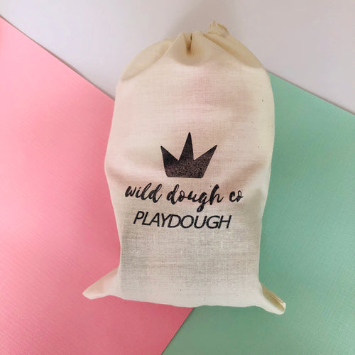 Wild Dough Cotton Bag - Wild Dough Co