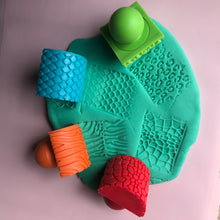 Load image into Gallery viewer, Whale Playdough Bag - Wild Dough Co