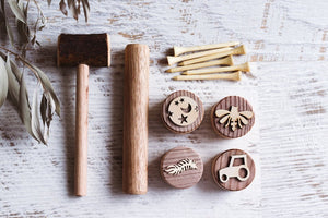 Dough Tools Kit - Let Them Play Toys
